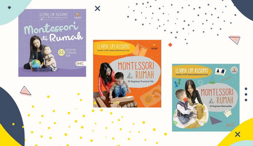 Buku Parenting Buku Montessori di Rumah