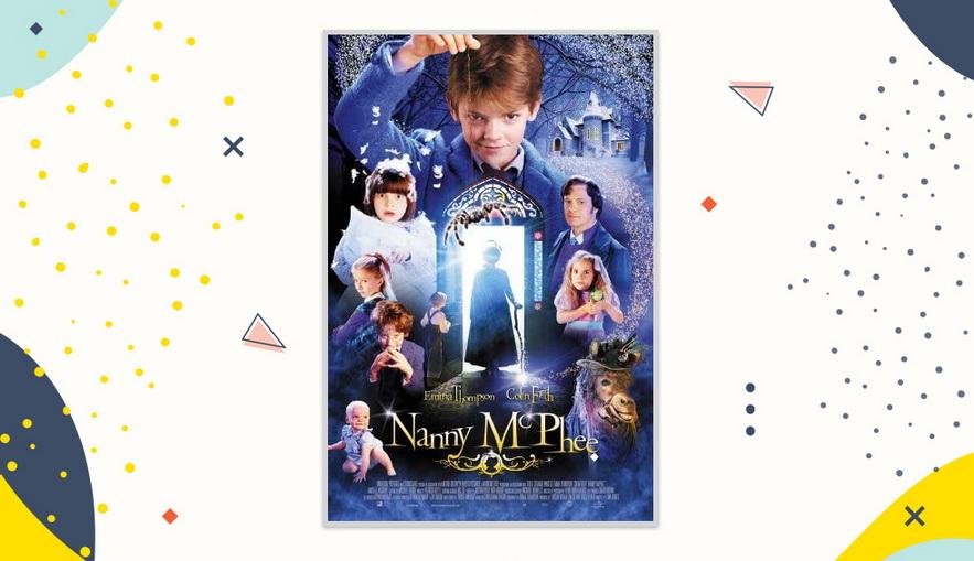 Rekomendasi Film Keluarga Nanny McPhee