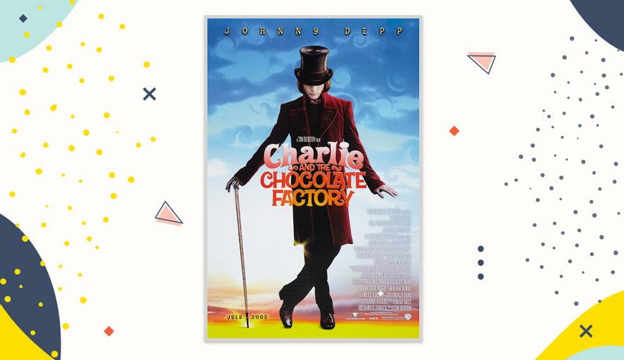 Rekomendasi Film Keluarga Charlie and The Chocolate Factory