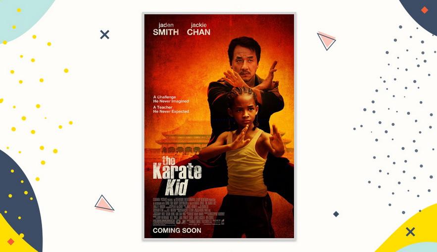 Rekomendasi Film Keluarga Karate Kid