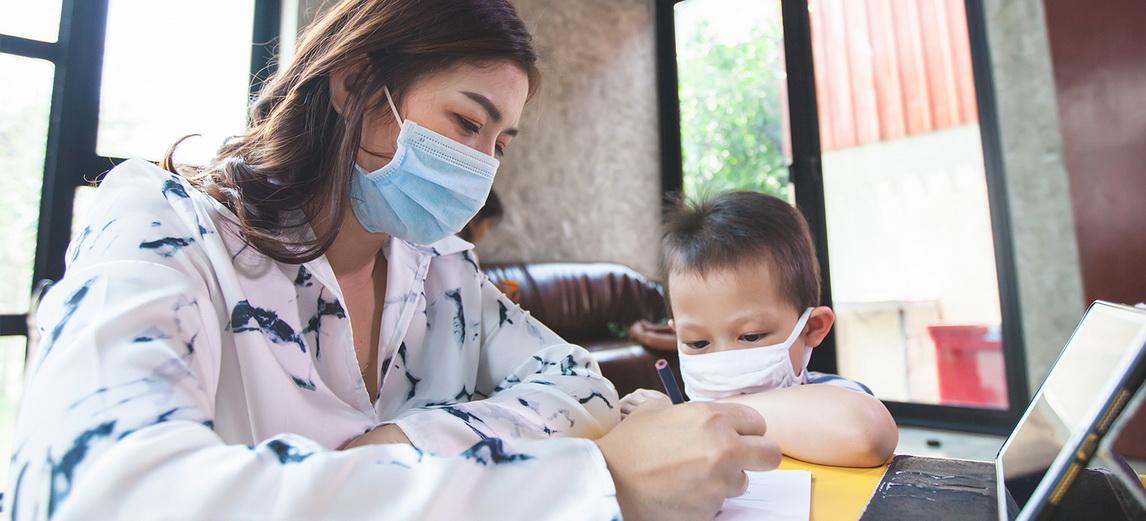 Jaga Imun dan Kesehatan Mental setiap Anggota Keluarga