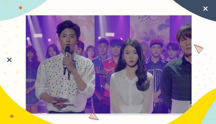 Drama Park Bo Gum