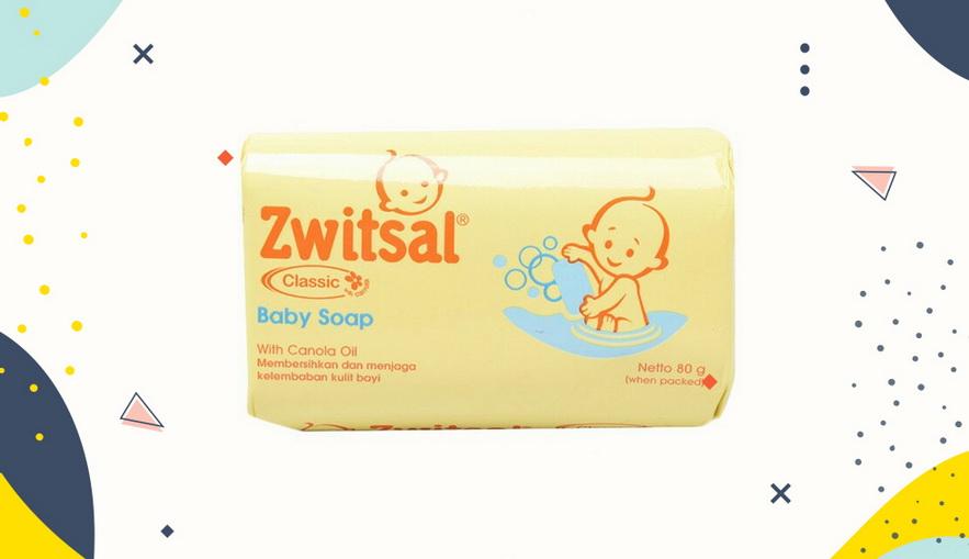 Sabun bayi dan anak Zwitsal Baby Soap