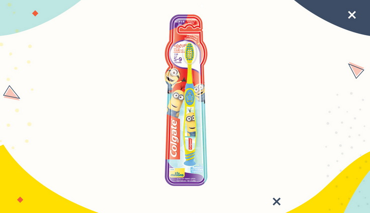 Colgate Toothbrush Minnions