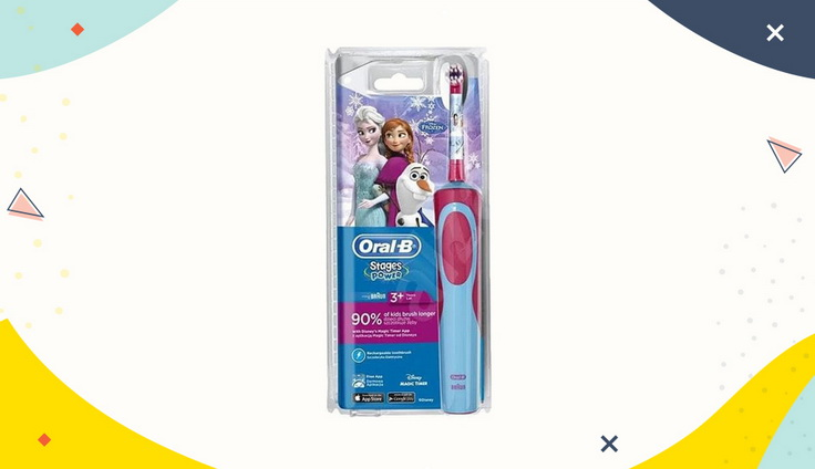 Oral B Elektrik Anak