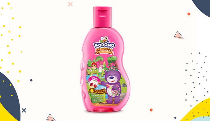 Kodomo Shampoo and Conditioner