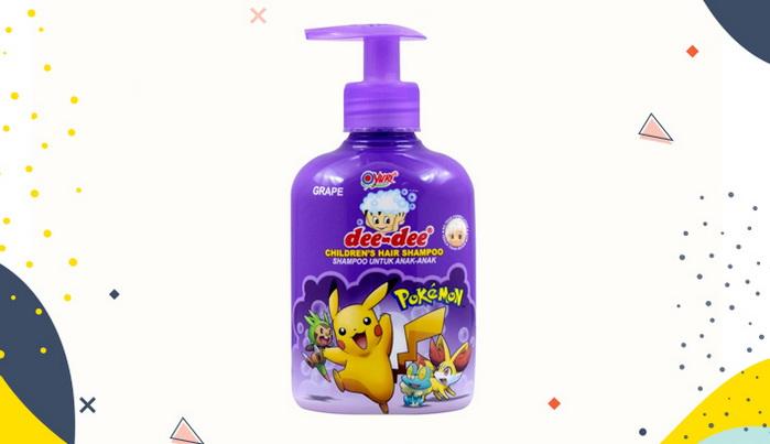 Dee Dee Children Hair Shampoo