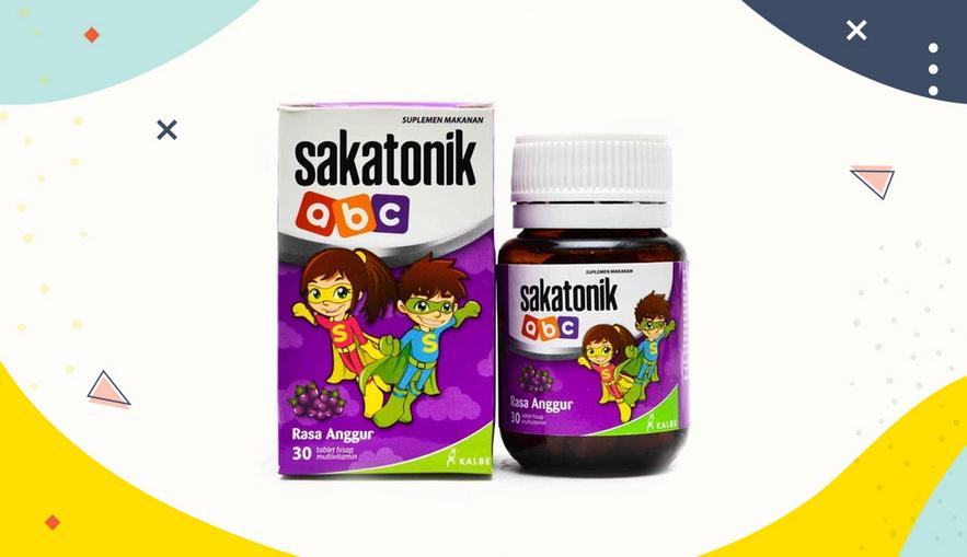 Rekomendasi Vitamin untuk Anak Sakatonik ABC