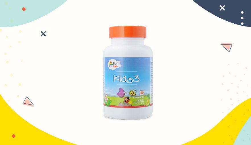 Rekomendasi Vitamin untuk Anak HDI Kids 3