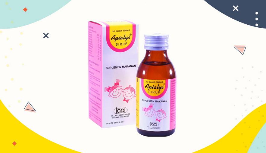 Rekomendasi Vitamin untuk Anak Apialys