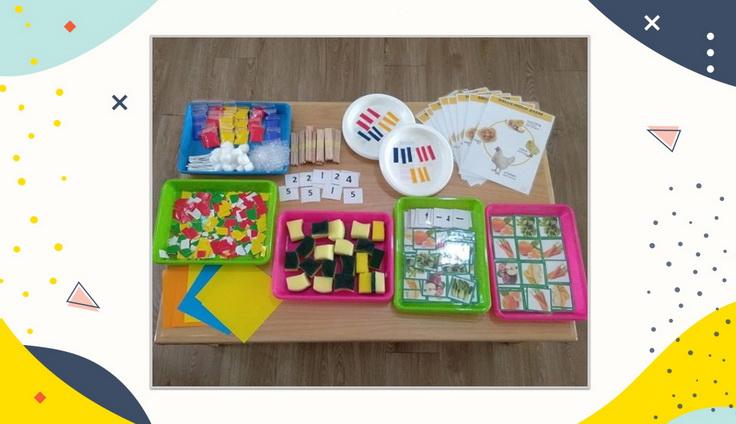 Paket Belajar di Rumah Bumi Nusantara Montessori