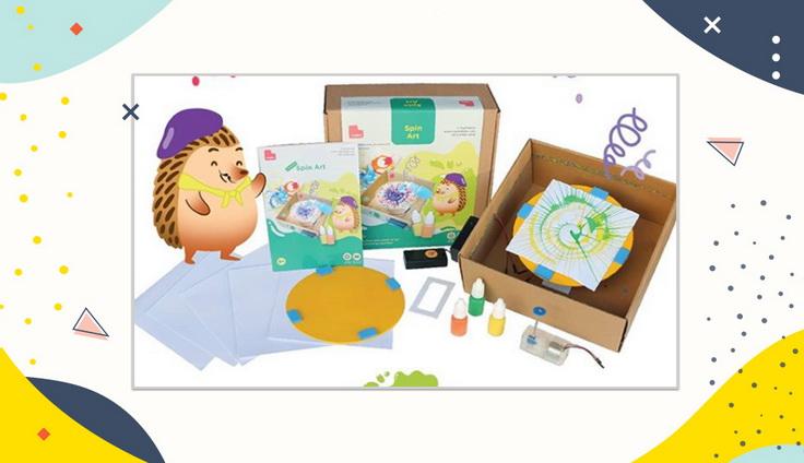 Paket STEAM Logika Kids