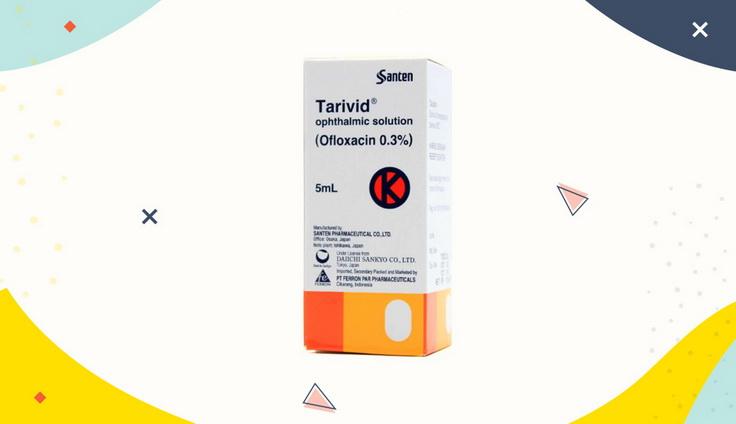 Tarivid Ophtalmic Solution 5 Ml