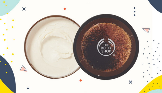 Penghilang Stretch Mark Coconut Body Butter The Body Shop