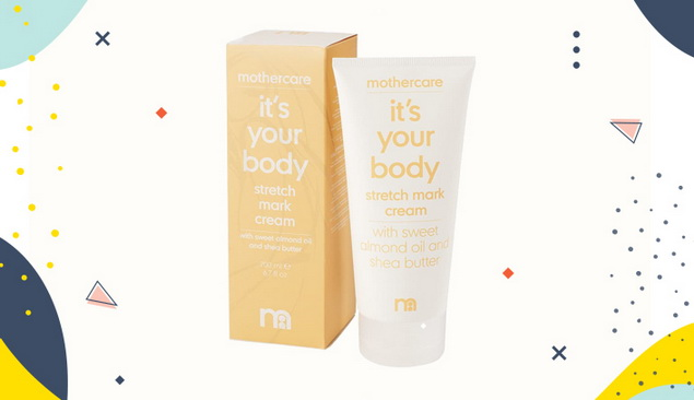 Penghilang Stretch Mark Mothercare Its Your Body Stretch Mark Cream