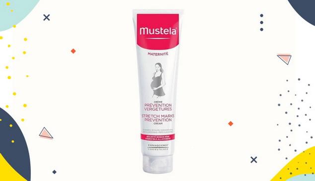 Penghilang Stretch Mark Mustela Stretch Mark Prevention Cream