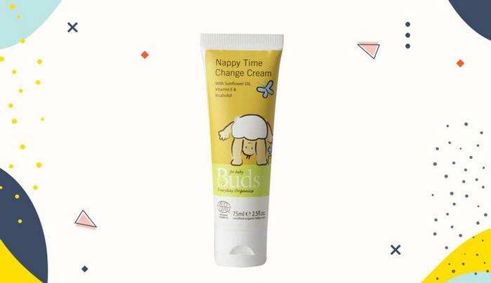 Krim Ruam Popok Buds Everyday Nappy Time Change Cream
