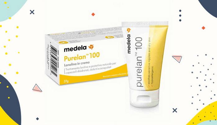 Medela Purelan TM 100 Lanolin Cream Nipple Cream