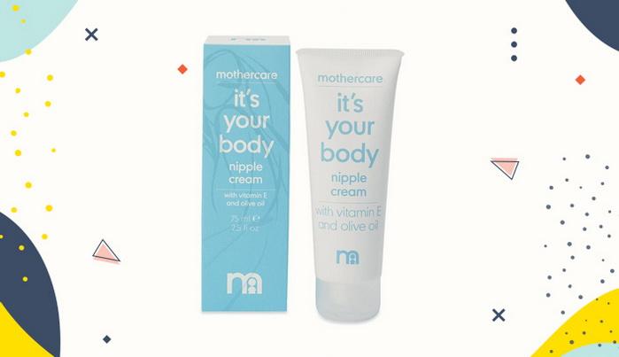 Mothercare It's Your Body Nipple Cream