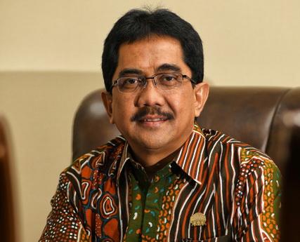 Dirjen Informasi Komunikasi Publik (IKP) Kementerian Komunikasi dan Informatika, Prof. Dr. Widodo Muktiyo