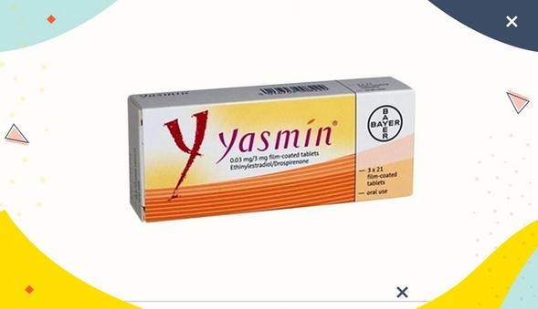 Pil KB Yasmin