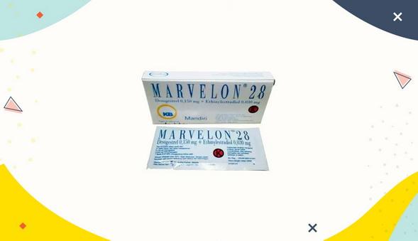 Pil KB Marvelon Gold Limas