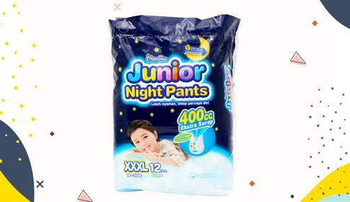 MamyPoko Junior Night Pants
